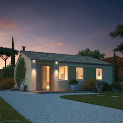 Maison  4 pièces + Terrain  350 m² Vaulx-en-Velin
