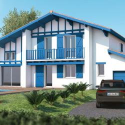 Maison  7 pièces + Terrain  1000 m² Arcangues