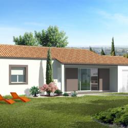 Maison  4 pièces + Terrain  425 m² Lavernose-Lacasse