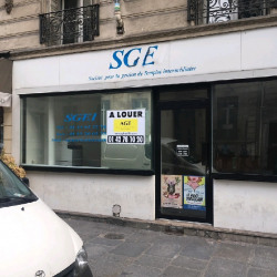 Location Local commercial Paris 10ème 21 m²