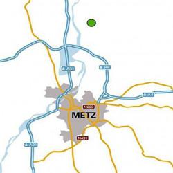 Location Local d'activités Ennery 17710 m²