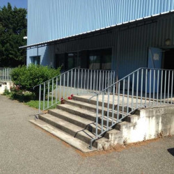 Location Entrepôt Saulce-sur-Rhône 15841 m²