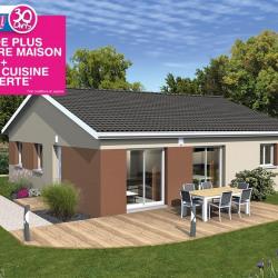 Maison  4 pièces + Terrain  1000 m² Champier