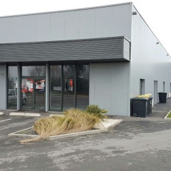 Location Local commercial Plescop 230 m²