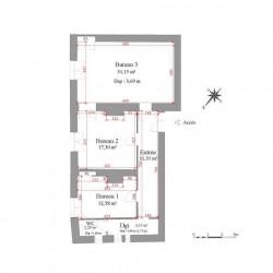 Location Local commercial Trévoux 72,34 m²