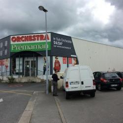 Vente Local commercial Gouesnou 850 m²