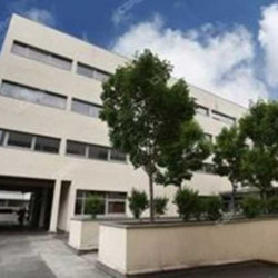 Location Bureau La Plaine Saint Denis 1672 m²