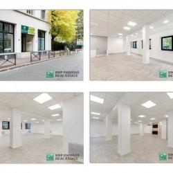 Location Bureau Levallois-Perret 257 m²
