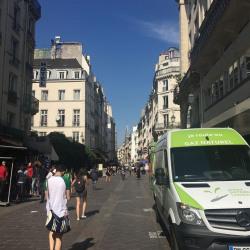 Cession de bail Local commercial Paris 1er 130 m²