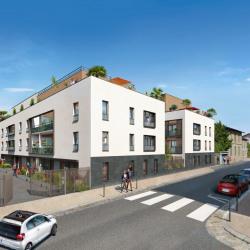 photo maison neuve Lyon 3ème