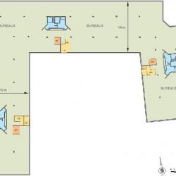 Location Bureau Saint-Cyr-l'École 5865 m²