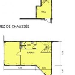 Location Bureau Créteil 94 m²