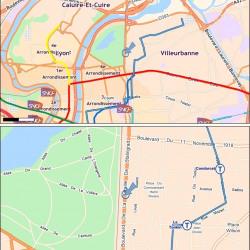Location Bureau Villeurbanne 220 m²
