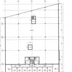 Location Local d'activités Trappes 2444 m²