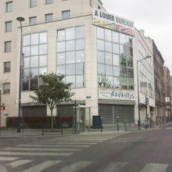 Location Bureau Pantin 190 m²