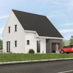 Maison  5 pièces + Terrain  307 m² Kilstett