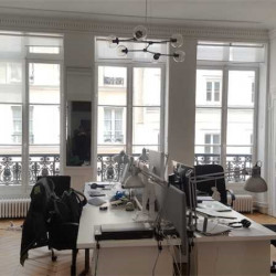Location Bureau Paris 9ème 78 m²