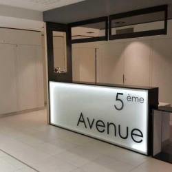 Location Bureau Courbevoie 6742 m²