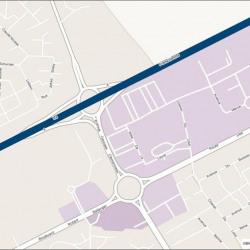 Location Local d'activités Villepinte 1845 m²