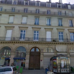 Location Bureau Paris 1er 186 m²