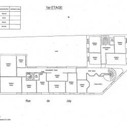 Location Bureau Créteil 211 m²
