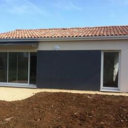 Maison  4 pièces + Terrain  900 m² Chabanais