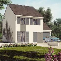 Maison  5 pièces + Terrain   m² Montereau-Fault-Yonne