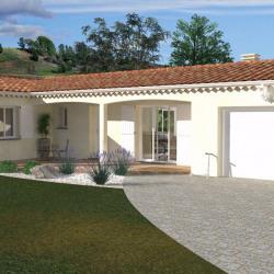 Maison  3 pièces + Terrain  950 m² Saint-Lattier