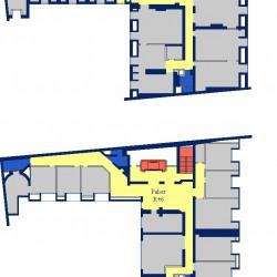 Location Bureau Paris 8ème 1072 m²