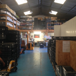 Location Entrepôt Anglet 520 m²