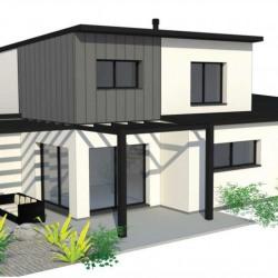 Maison  6 pièces + Terrain   m² Pleumeur-Bodou