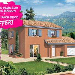 Maison  4 pièces + Terrain  430 m² Fleurie
