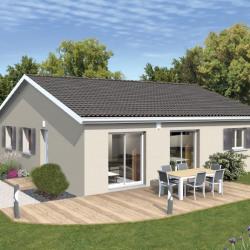Maison  4 pièces + Terrain  500 m² Dracé