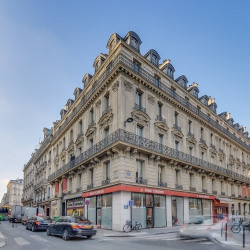 Location Bureau Paris 9ème 565 m²