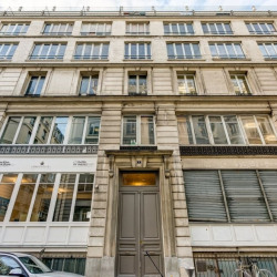 Location Bureau Paris 10ème 121 m²