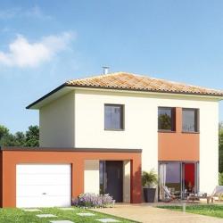 Maison  5 pièces + Terrain  600 m² Cruas