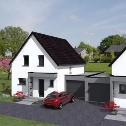 Maison  5 pièces + Terrain  425 m² Stotzheim