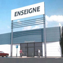 Location Local commercial Saint-Jean-de-Védas 370 m²