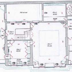 Location Bureau Paris 16ème 673 m²
