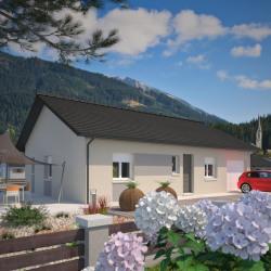Maison  4 pièces + Terrain  700 m² Saint-Etienne-de-Cuines