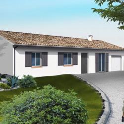 Maison  4 pièces + Terrain  500 m² Vidauban
