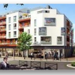 Location Local commercial Bois-Colombes 240 m²
