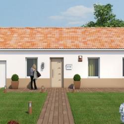 Maison  4 pièces + Terrain  535 m² Agen