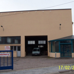 Vente Local commercial Chaumont 1000 m²