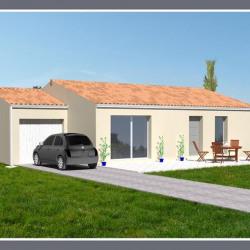 Maison  5 pièces + Terrain  480 m² Angoulême