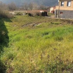 Terrain  de 598 m²  Laveyron  (26240)