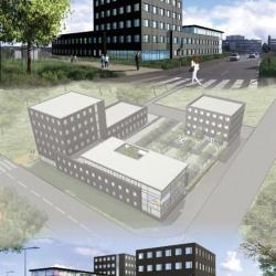Location Bureau Metz 146,28 m²