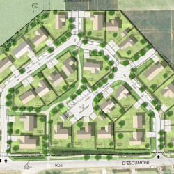 Terrain  de 571 m²  Prunay-en-Yvelines  (78660)