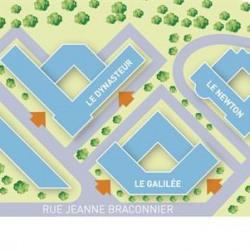 Location Bureau Meudon la Foret 1010 m²