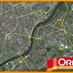 Location Local d'activités Limoges 210 m²